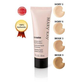 Harga MARY KAY TIMEWISE LUMINOUS-WEAR LIQUID FOUNDATION (IVORY 5)