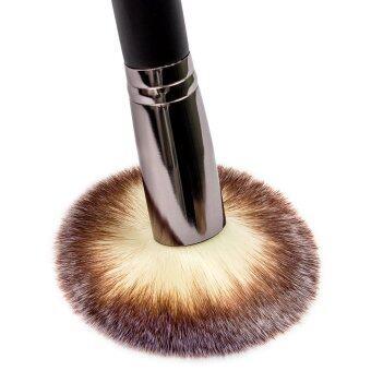 Matto 3pcs Makeup Brushes Set Powder Blush Foundation Contour Brushfor Makeup Beauty Make Up Tools (Black) - 5