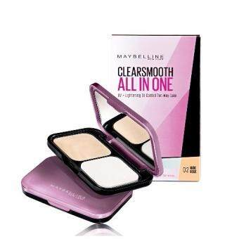Maybelline Clear Smooth All-in-One UV-Lightening Oil-Control Two Way