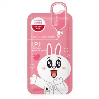 Mediheal With Line Friends IPI Lightmax Ampoule Mask 10 Pcs