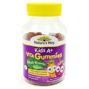 Sell nature 39 s way kids a vita gummies 120 39 s in for Vita craft factory outlet