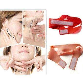 New Silicone Face lift double chin Wrinkle V Face Chin Cheek Lift Up Slimming Slim Mask Ultra-thin Belt Strap Band (...)