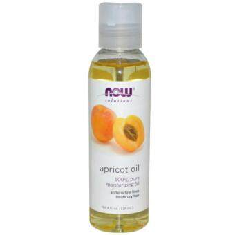 NOW, Solutions, Apricot Oil 118ml
