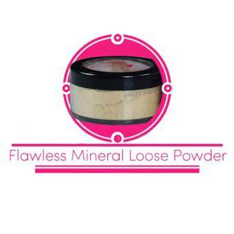 Harga NURRAYSA FLAWLESS MINERAL LOOSE POWDER