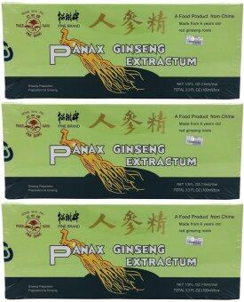 Pine Brand(R) Panax Ginseng Extractum (General health tonic)???(R)?????? (????) 10 ml x 10 bottles x 3 boxes