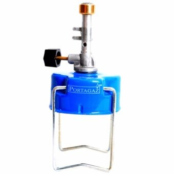 Portable Adjustable Bunsen Burner Laboratory Camping OutdoorCamping Cooking Laboratory