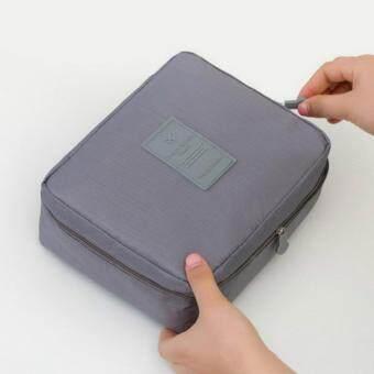 Portable Toiletry Cosmetic Bag Waterproof Makeup Make Up Wash Organizer Storage Pouch Travel Kit Handbag (