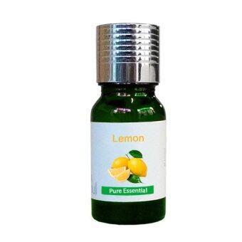 Pure Essential Oil Lemon - Yellow Lemon - 10ml