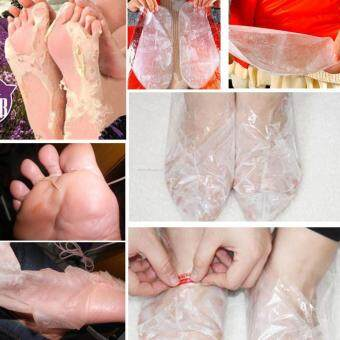 Harga Remove Dead Skin Foot Skin Smooth Exfoliating Feet Mask Foot Care