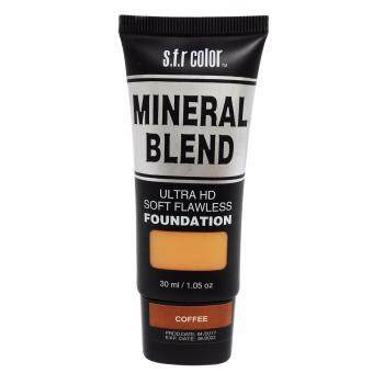 Harga S.F.R Color Mineral Blend Ultra Soft Flawless Foundation [Coffee]