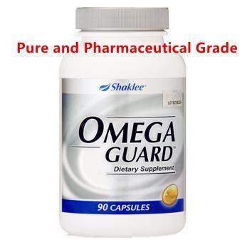 Sell shaklee omega guard 90 capsule in for Fish oil and blood pressure