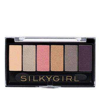 SILKY GIRL Truly Nude Eye Shadow Palette 02 1's