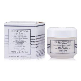 Restorative facial cream with shea butter