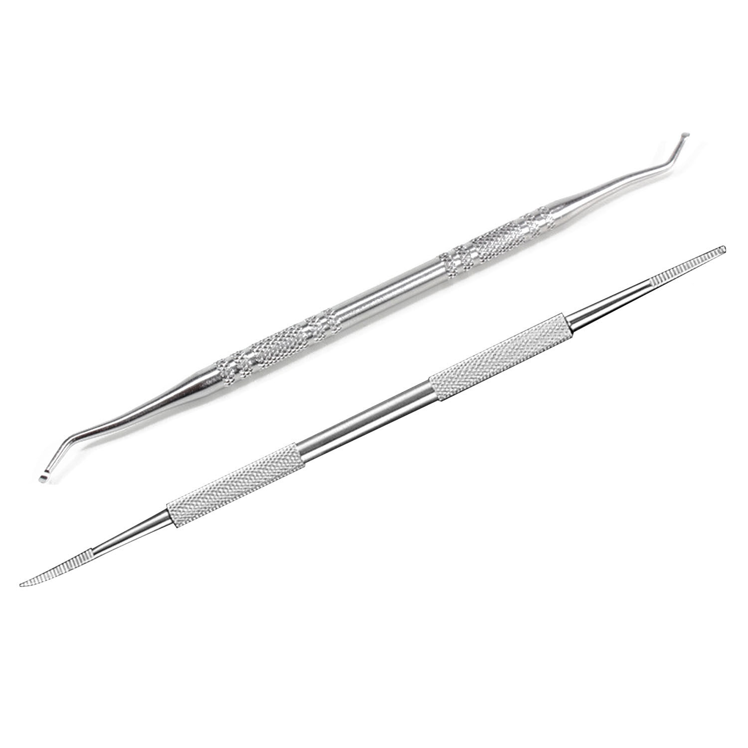 Stainless Steel Professional Ingrown Toenail File and Lifter Set ...