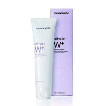 Ultimate W+ Whitening Facial Foam 100ML