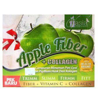 Harga V ' Asia Apple Fiber + Collagen