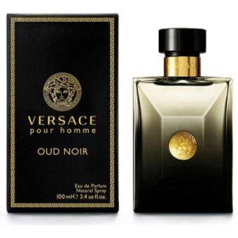 Versace Pour Homme Oud Noir EDP 100ml for Men