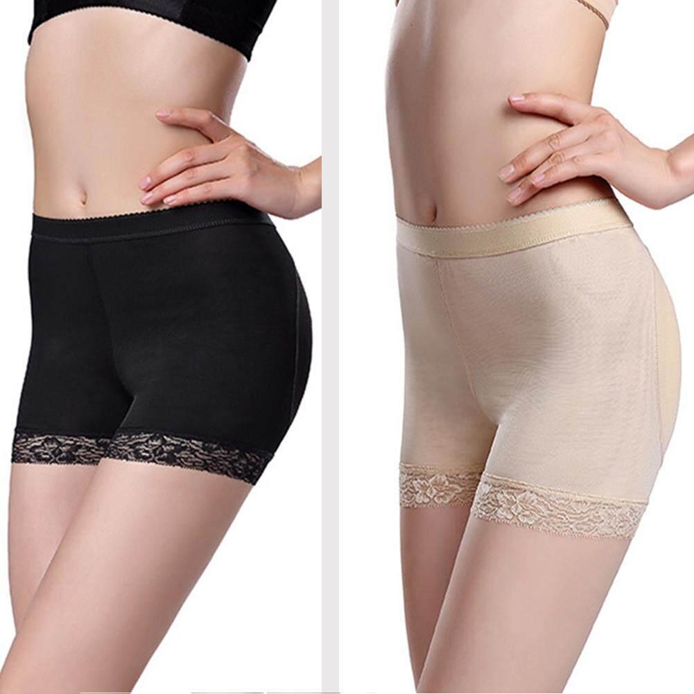 Women Buttock Padded Underwear Knickers Hip Lifter Shaper Enhancer Briefs Pants