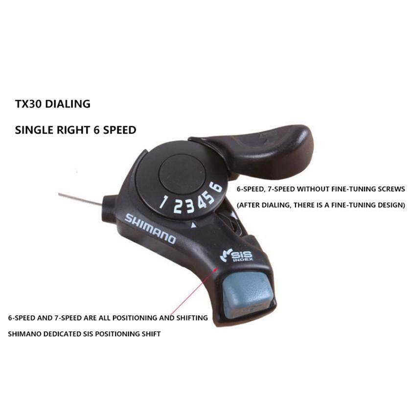 shimano tourney sl tx30 shift levers