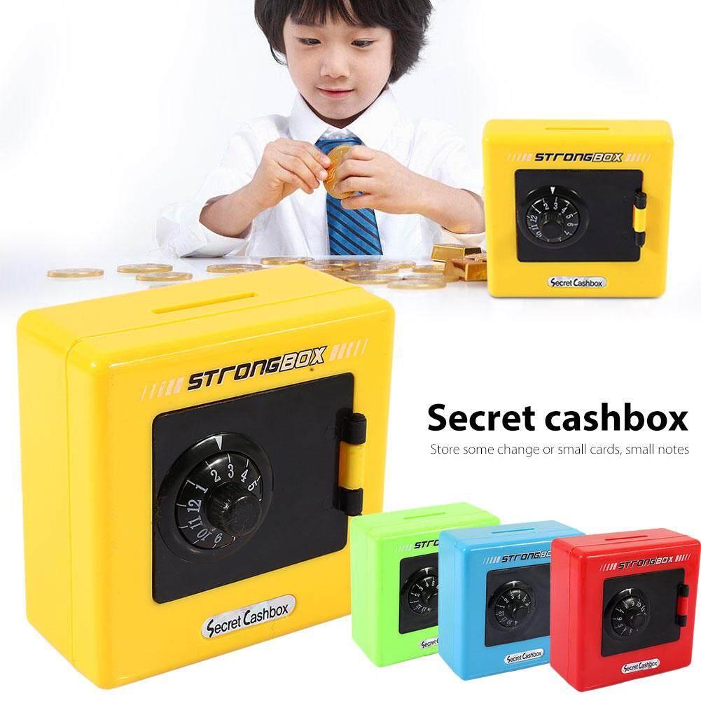 Safe Box Code Safe Box Lock Money Box Storage Box ABS Date Password  Lockable Lightness