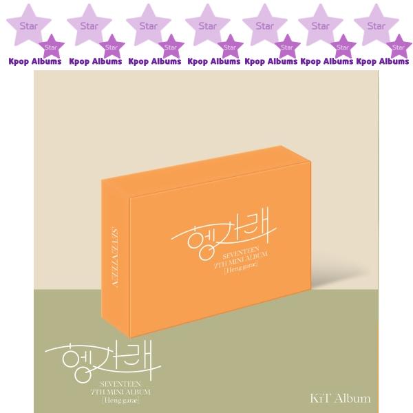 Seventeen Heng Garae 7th Mini Album Kit Kpop Lazada Singapore