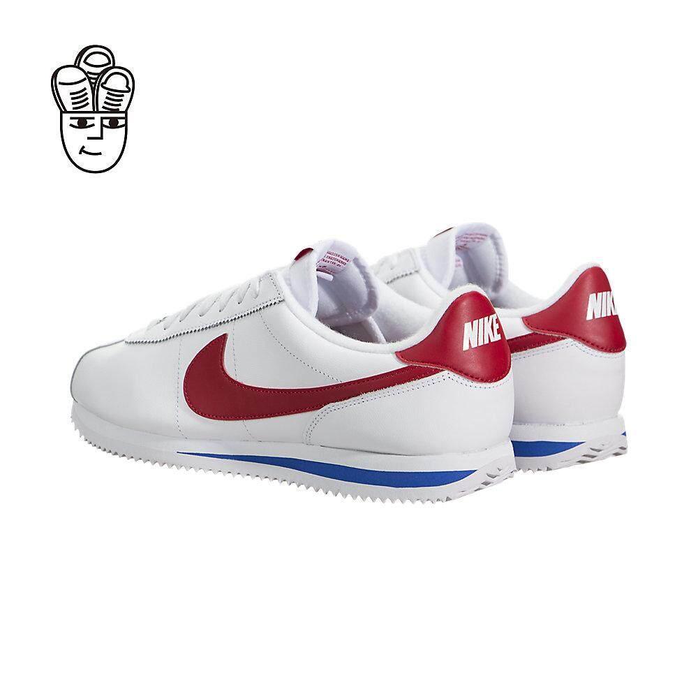 sale retailer 55519 c2e6d Nike Cortez Basic Leather OG Retro Running Shoes Men 882254-164