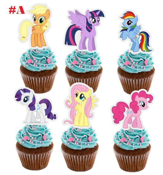 My Little Pony Cake Topper Buy Sell Online Cake Cupcake Toppers With Cheap Price Lazada