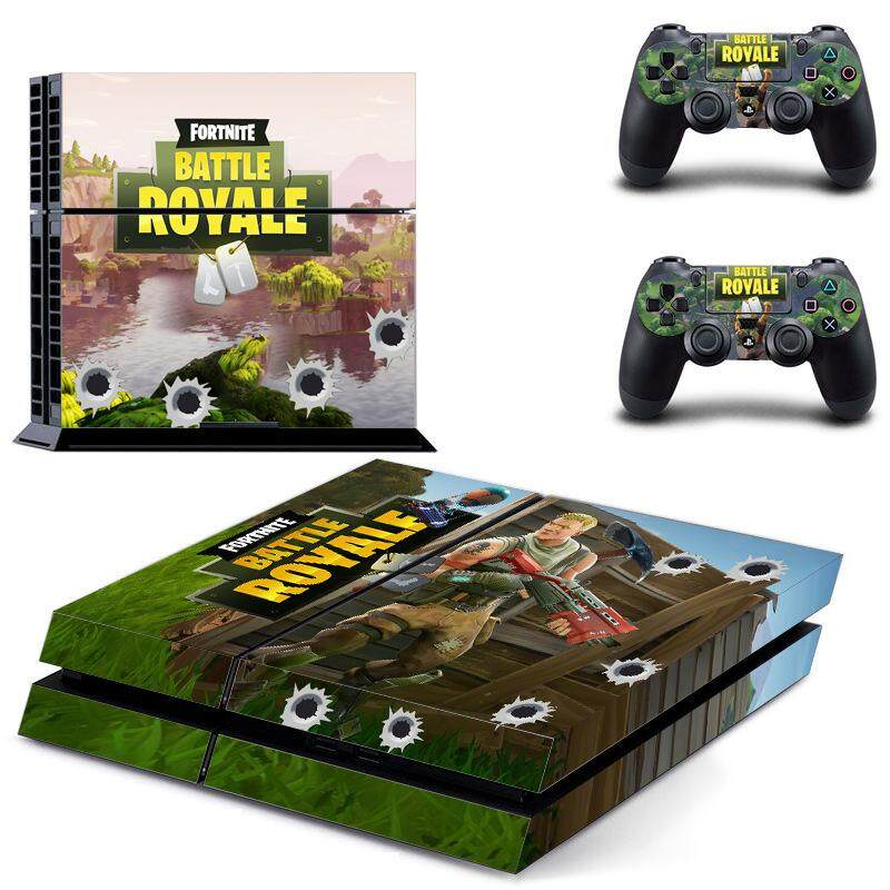 Fort Night Ps4 One Textured Vinyl Protective Skin Decal Wrap Stickers