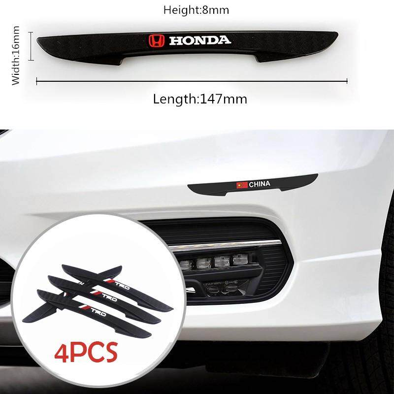 Grey EKIND 4Pcs Curved Car Door Protector Edge Protection Guard for for All Vehicles Fiber Anti-Scratch Protector Trim Sticker for Car SUV Pickup Truck