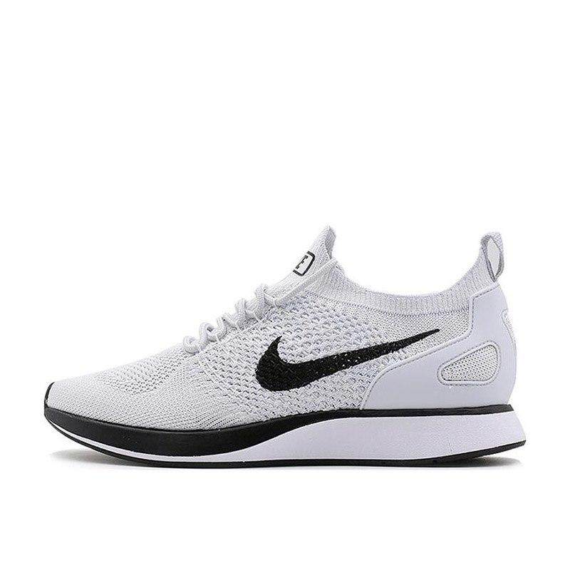 b7e8103402aa Specifications of Original New Arrival Authentic Nike AIR ZOOM MARIAH  FLYKNIT Men s Breathable Running Shoes Sport Outdoor Sneakers 918264-001
