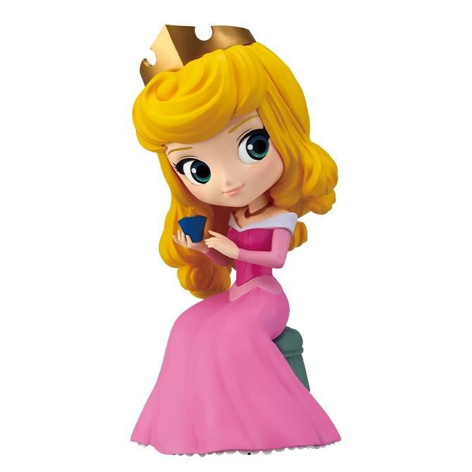 Banpresto Disney Sleeping Beauty Q Posket Petit Aurora