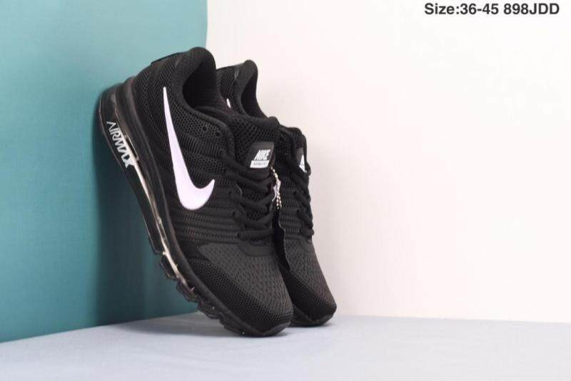 Couleurs variées dad6a 487d4 Classic Nike Air Max 2017 full cushioned cushioned running shoes for women  and men