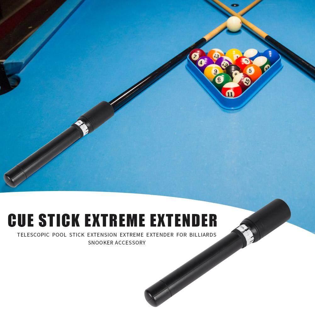 Professional Pool Cue Billiards Holder Telescopic Cue Extension Extender