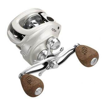 13 Fishing 8:1:1 Gear Ratio 9BB Beetlewing Sideplate, Left