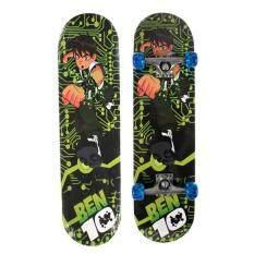 60cm Cartoon Kids Skateboard - Ben10