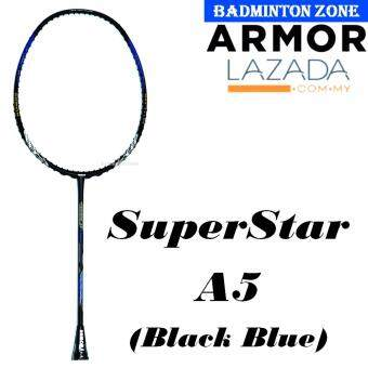 Armor SuperStar A5 (Black Blue) Badminton Racket