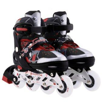 Features Gosome Gx 9007 Inline Skate Safety Padding Black Dan Harga ... 576e8d8751