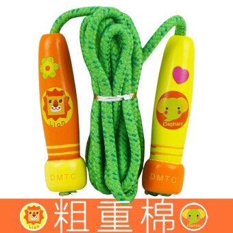 Days for children single person sports tournament Children jump rope