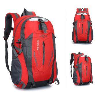 EcoSport 2017 35L Waterproof Nylon Outdoor Hiking Backpacks Travel Sport School Mountain Bags