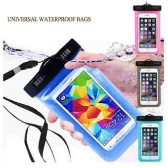 EcoSport Waterproof Pouch Mobile Phone Bags with Strap Dry PouchCases Cover All Mobile Phone Swimming Case