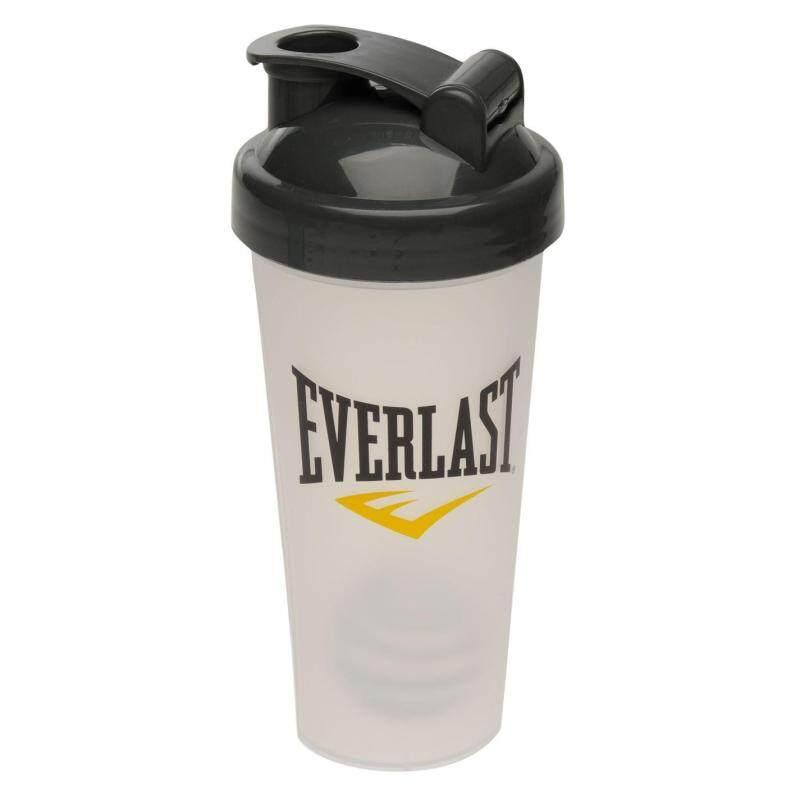 Everlast Unisex Vintage Shaker Bottle (Charcoal/Clear) Malaysia