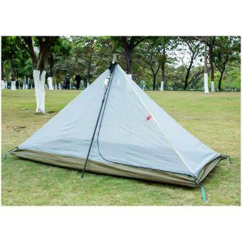 Harga GEERTOP 1-person Mosquito Net Inner Tent Ultra-light For CampingBackpacking Hiking Climbing (Pole NOT included) - inner tent