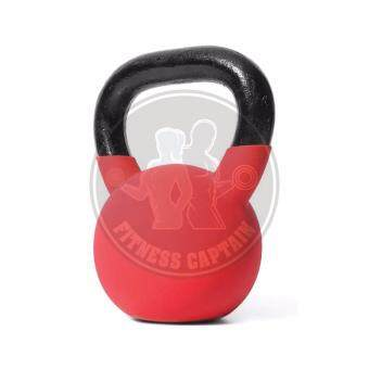 Harga Fitness Gym Workout Neoprene Kettlebell with 18KG (Color Random)