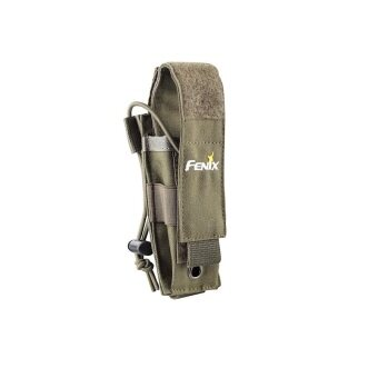 Harga FENIX ALP-MT Flashlight Knife Multitool Molle Holster - OLIVE