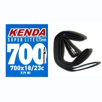 Harga 4PCS Kenda Super Lite Road Bike Tube 700x18c to 23c XL-35mm Presta Vlave FV Bicycle Inner Tube 700c For Racing