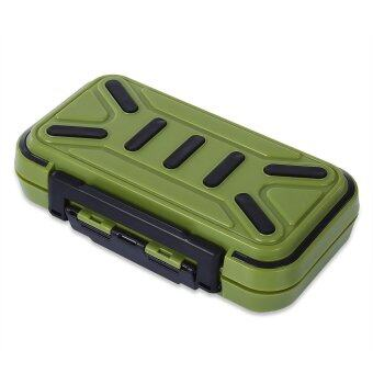 Harga Multifunctional 16 Compartments Double Side Water Resistant Fish Bait Tackle Storage Box