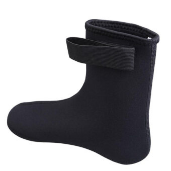 Harga 3mm Neoprene Diving Scuba Surfing Swimming Socks Water Sports Size L