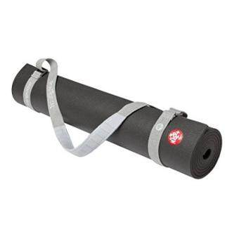 Harga Manduka Journey ON Commuter Yoga Mat Bag, Heather Grey and Bliss