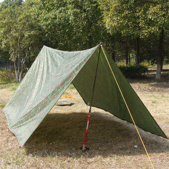 Harga Outdoor Tent,  sunshade, Awning, Rugged oxford nylon, Size: 300*300cm,perfect for 2-3 person, camouflage