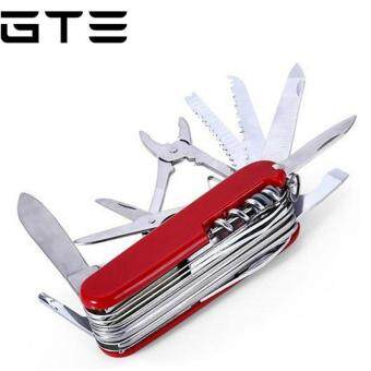 Harga GTE Stainless Steel Swiss Knife